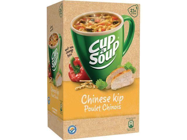 Unox Soep Cup-a-soup Unox Chin.kip/doos 21