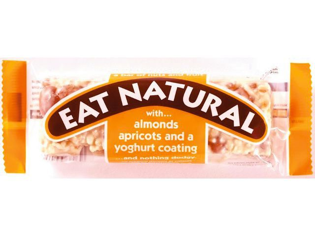 EAT NATURAL Reep Eat Natural Almond 50gr/ds12