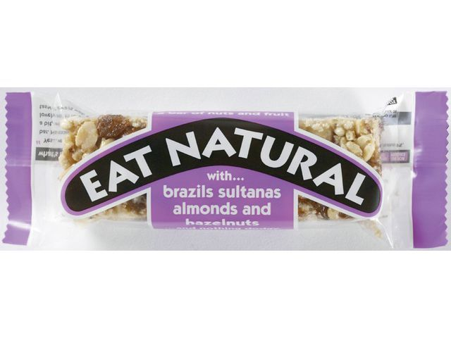 EAT NATURAL Reep Eat Natural Brazil 50gr/ds12