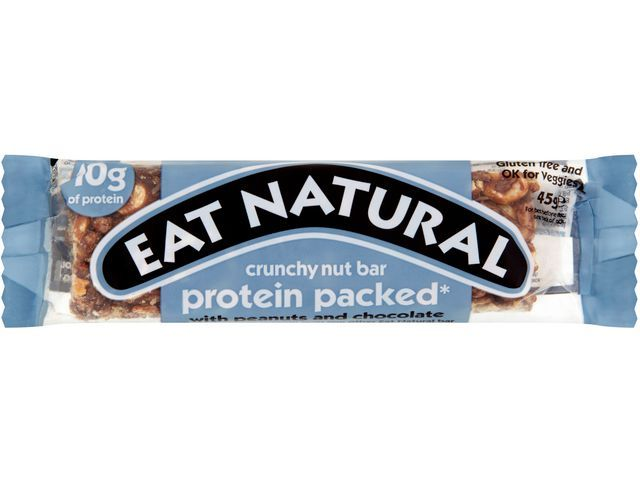 EAT NATURAL Reep Eat Natural proteine 45gr /ds12