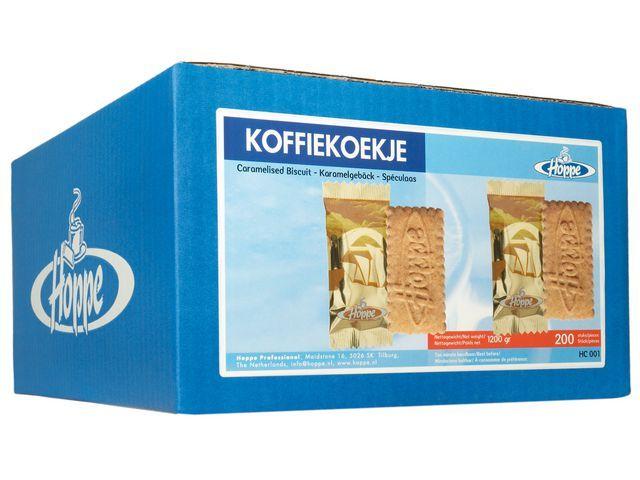 Hoppe Koekjes Hoppe koffie /ds200