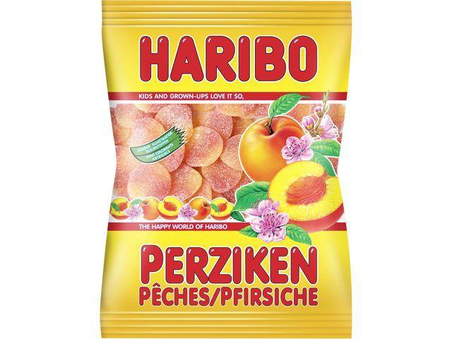 HARIBO Snoep Haribo perziken /pak 250gr