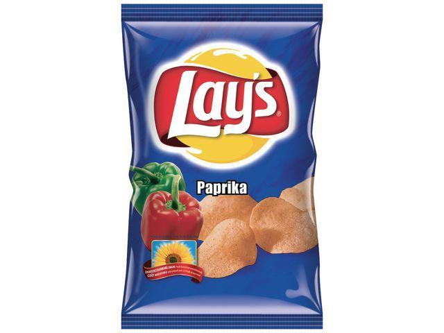 Lay's Chips Lay's paprika/doos 8x175gram