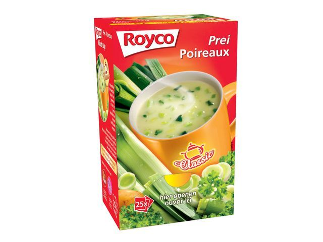 Royco Minute soup Royco Prei 200ml/25