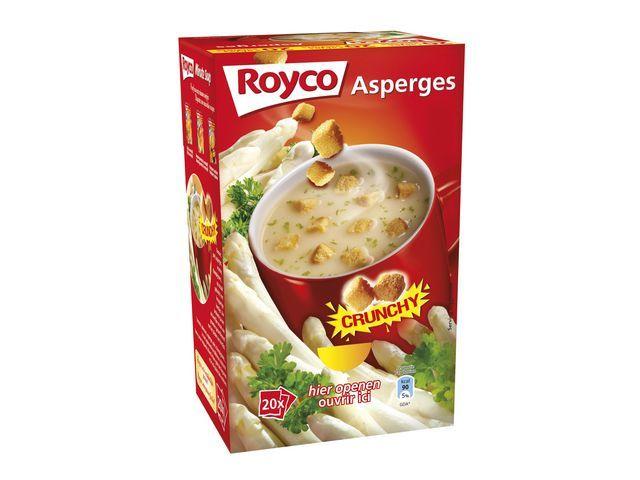 Royco Minute soup Royco Vel asperges 200ml/20