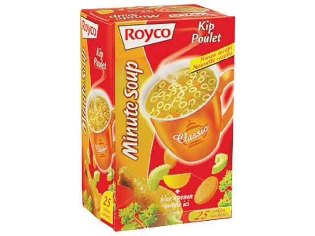 Royco Minute soup Royco Kip 200ml/25
