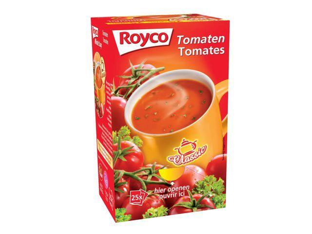 Royco Minute soup Royco Tomaat 200ml/25