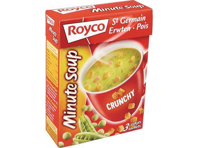 Royco Minute soup Royco St.Germ+croût 200ml/20