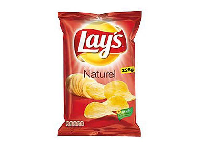Lay's Chips Lay's naturel/ds20x40 gr