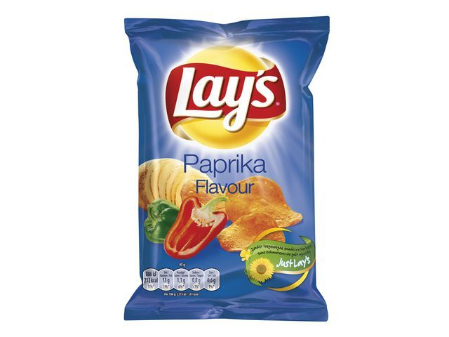 Lay's Chips Lay's paprika/ds20x40gr