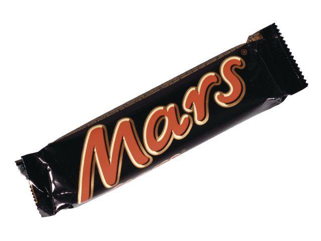 Mars Chocoladereep Mars/pak 32