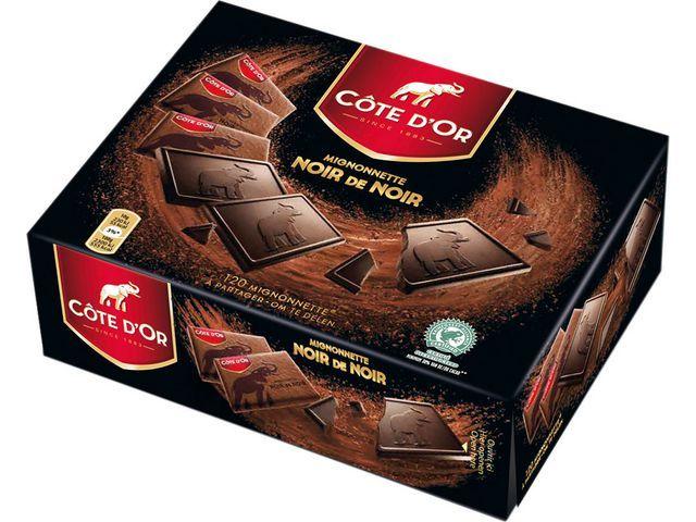 Cote d'Or Chocolade Mignonnette noir mono/ds120