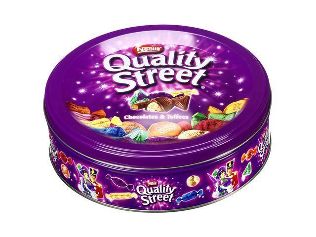 Nestlé Chocolade Quality street/pk265gr