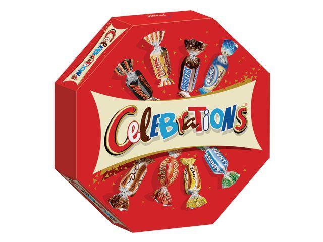 Celebrations Celebrations/trommel 385gr