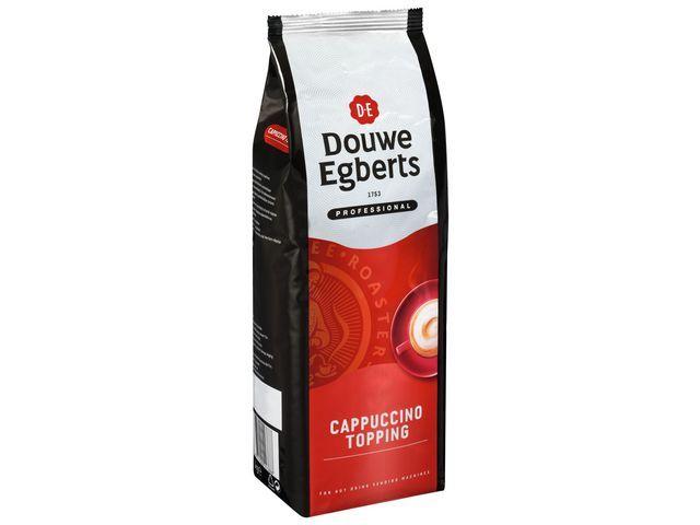 Douwe Egberts Cappucino topping DE 1 kg/doos 10