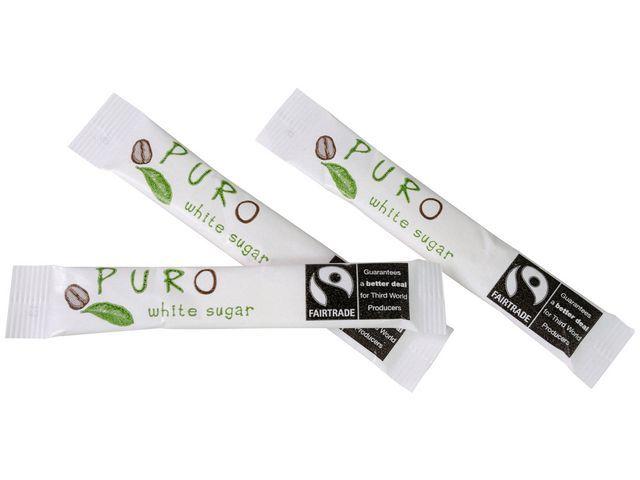 PURO Suiker sticks Puro fairtrade 5gr w/ds500