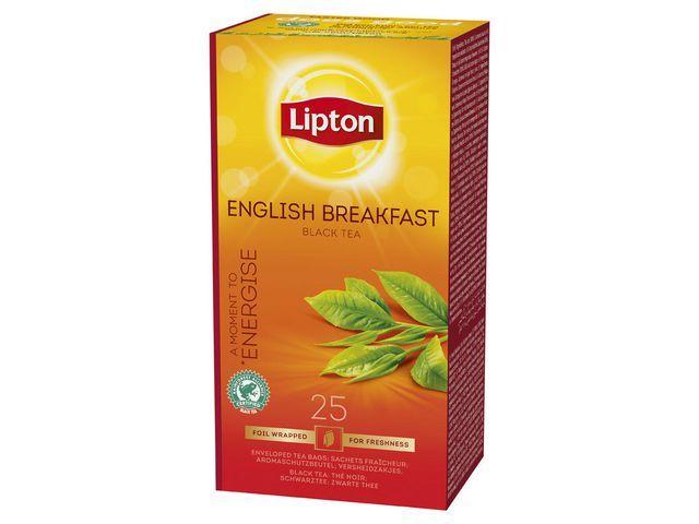 Lipton Theezakje Lipton English Brfast/ds6x25