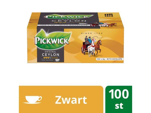 Pickwick Thee Pickwick ceylon/pak 100
