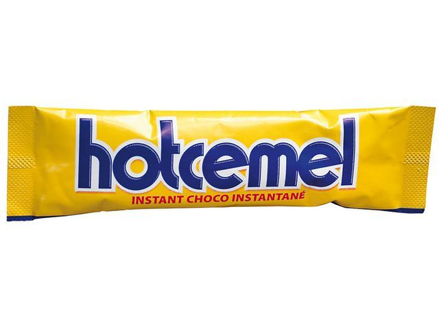 HOTCEMEL Chocomel instant Hotcemel 30gr/ds100