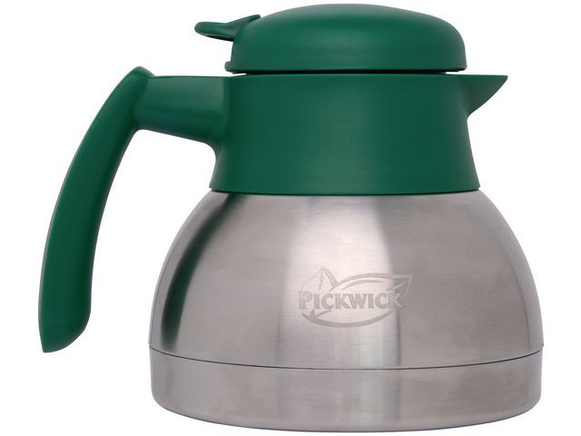 Pickwick Thermoskan Pickwick 0.9L thee zilv/gr