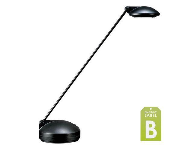 Unilux Bureaulamp Unilux Joker halogeen zwart