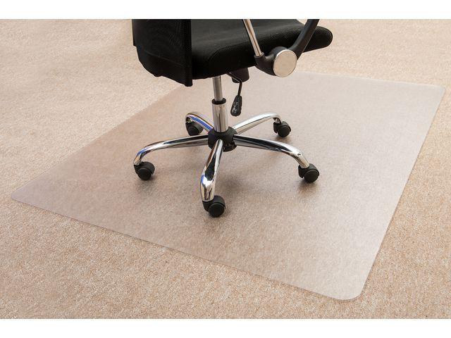 Staples Stoelmat SPLS tapijt 120x150cm polycarb