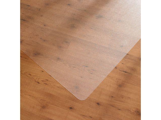 Floortex Cleartex® Stoelmat cleartex hard vl anti 120x90cm