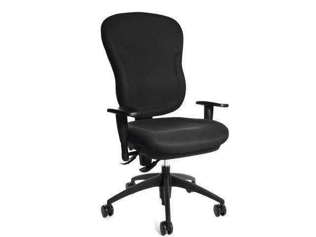 TOPSTAR Bureaustoel Wellpoint zwart