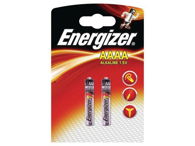 Energizer Batterij Energizer AAAA/pak 2