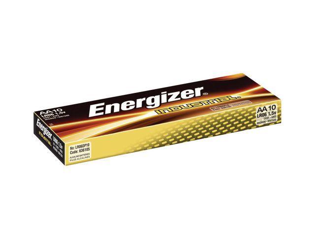 Energizer Energizer Batterij AA (pak 10 stuks)