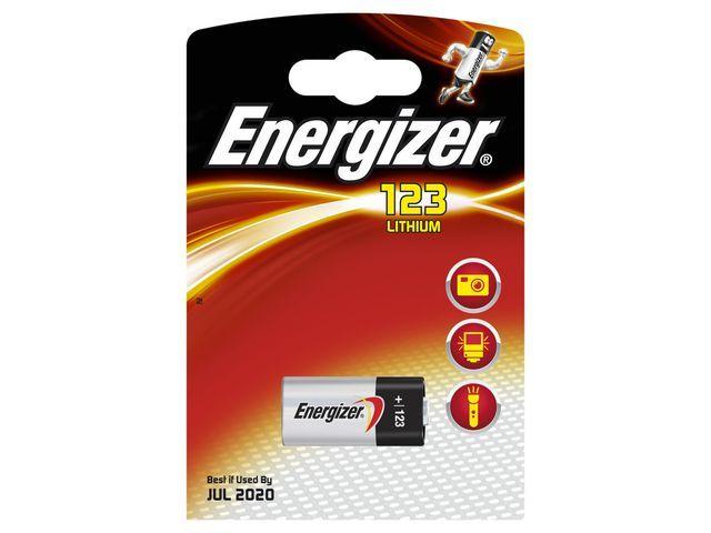Energizer Batterij Energizer EL123