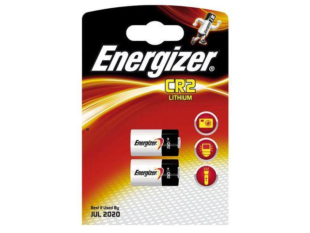 Energizer Energizer Ultimate lithium batterij CR2 foto NL en LUX (pak 2 stuks)