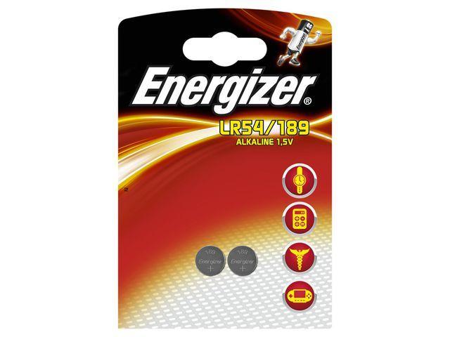 Energizer Batterij Energizer knoop LR 54/189/bs2
