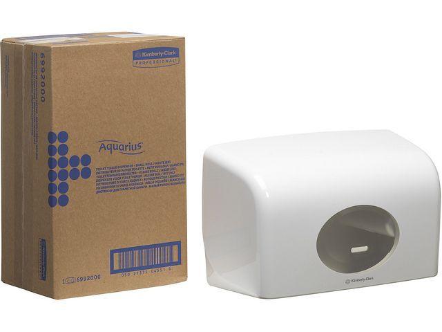 Aquarius (Kimberly-Clark) Dispenser Toilettissue Aquarius* duo wt