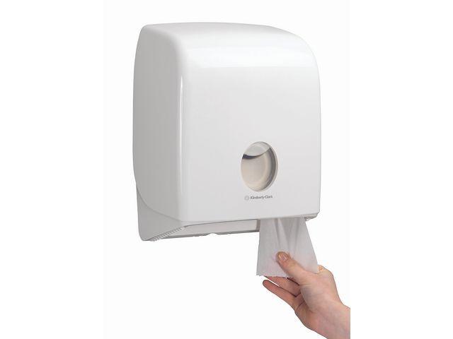 Aquarius (Kimberly-Clark) Toiletpapier dispenser Aquarius mini J