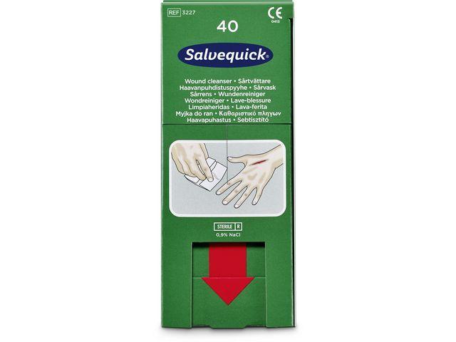 Savett Wondschoonmaakdoekjes Savett/pk 40