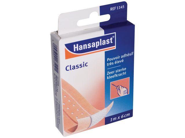 Hansaplast Pleister Hansaplast 6cm x 1m