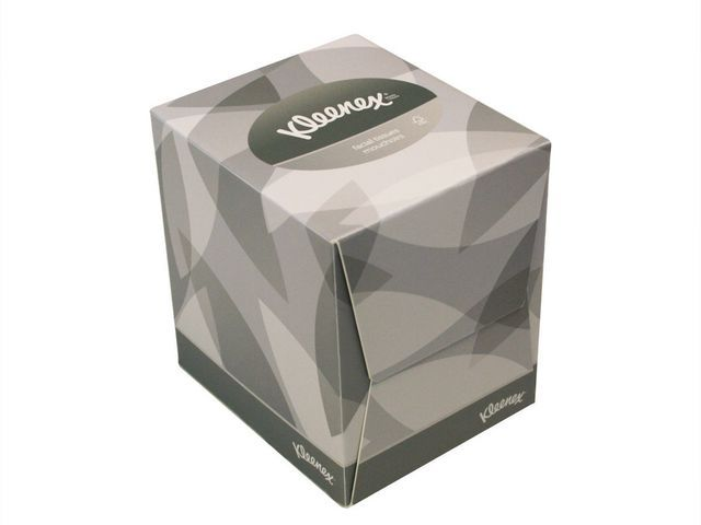 Kleenex® Tissue Kleenex facial kubus 2lgs/ds12x90