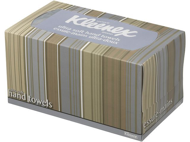 Kleenex® Handdoek Kleenex carrybox/bx 70vel