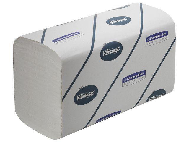 Kleenex® Handdoek Kleenex 2l 21x21.5cm w/15x186