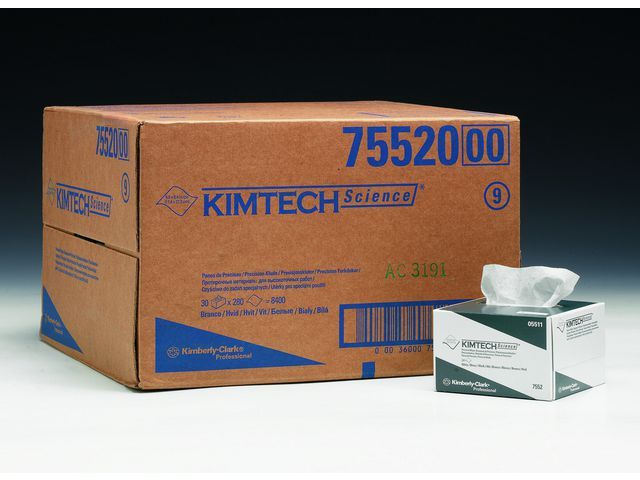 KIMTECH* Doeken Precisie Kimtech wt/ds30x280