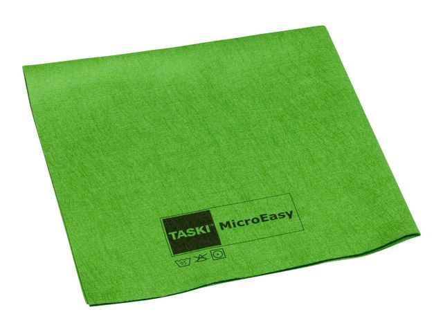 Taski Microvezeldoek M-easy Taski groen/pk 5