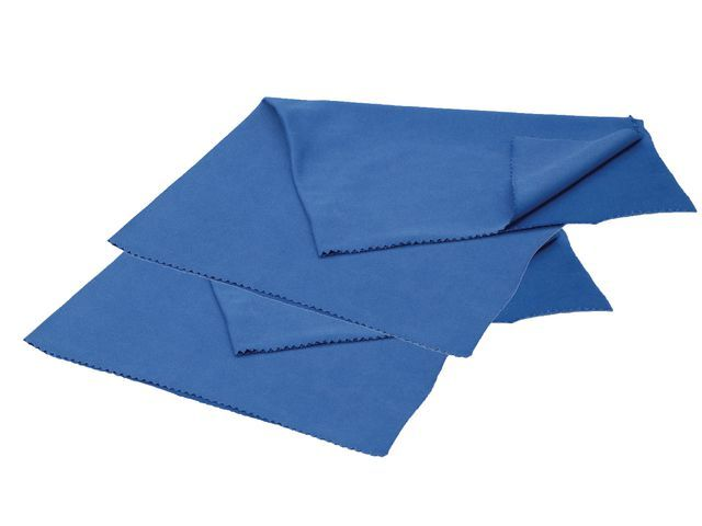 Diversey Glasdoek reiniging blauw/pk 5