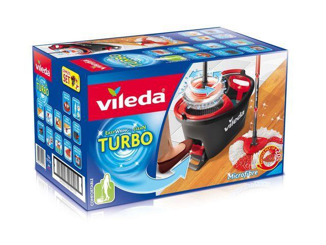 Vileda Mop set Vileda Easy. wring & Clean