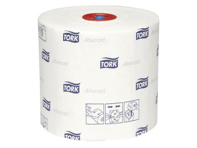 Tork Toiletpapier Tork compactrol 2l/27rx100m