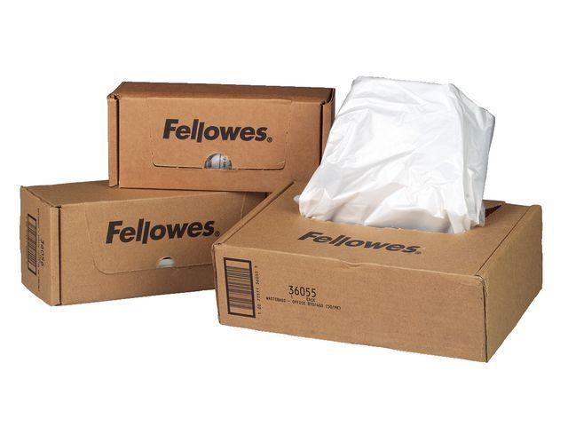 Fellowes Opvangzak Fellowes C320/C420/doos 50