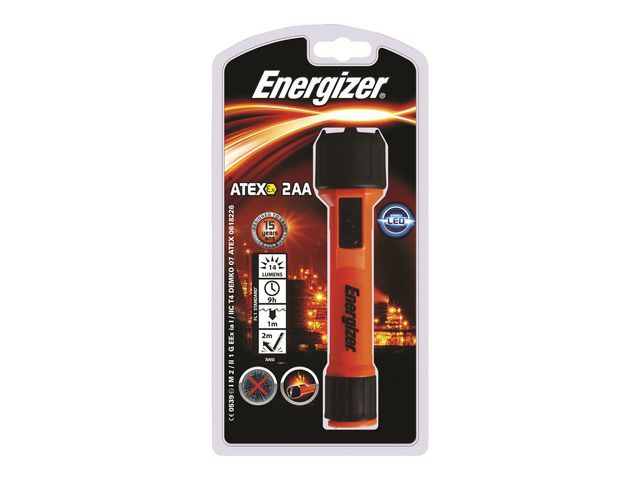 Energizer Zaklamp Energizer ATEX 2AA