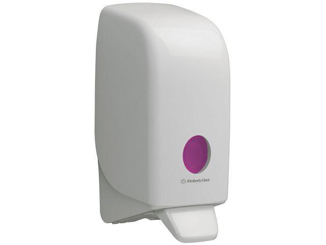 Aquarius (Kimberly-Clark) Dispenser handreiniger Aquarius* wit