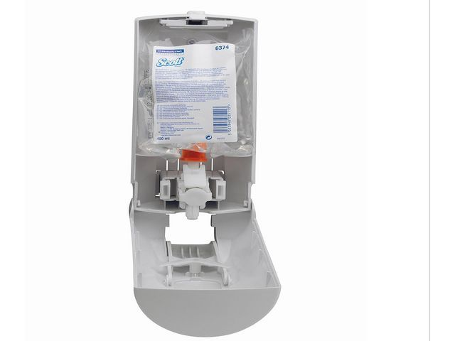 Scott® Toiletseatcleaner dispenser Scott wit