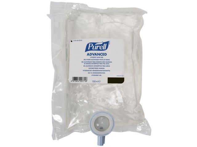 Purell® Handgel Purell navul grtr/pk8x1000ml
